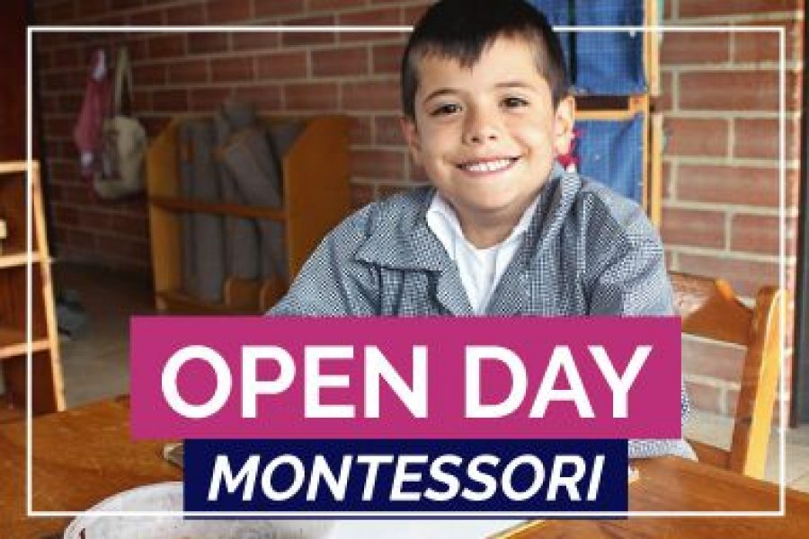 OPEN DAY JARDÍN MONTESSORI