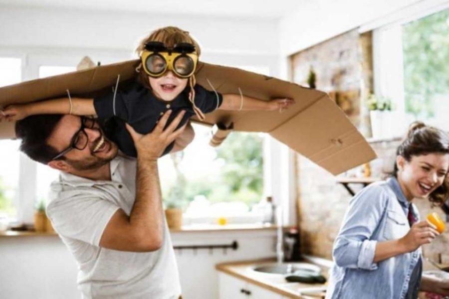 10 Actividades para hacer con nuestros hijos en casa durante la cuarentena